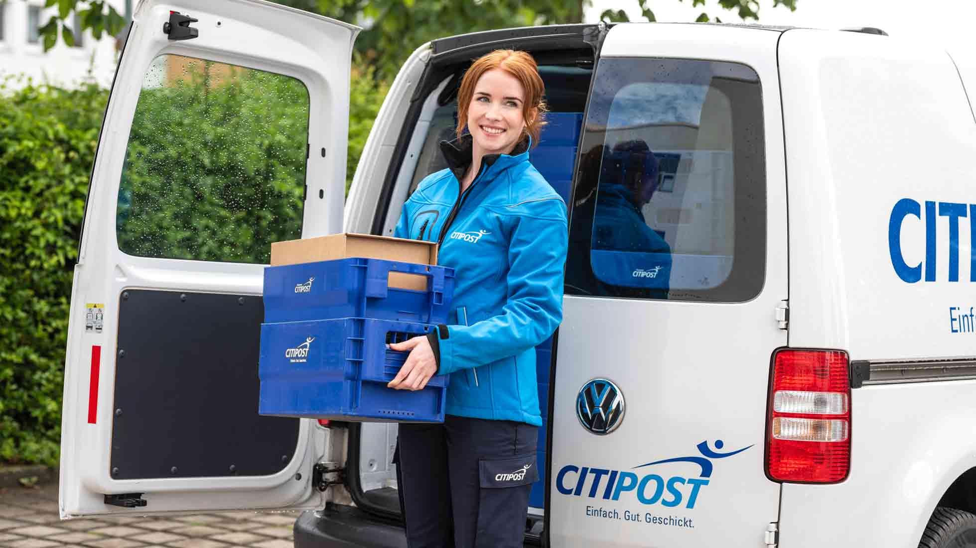 CitiPost auf jobsfürniedersachsen