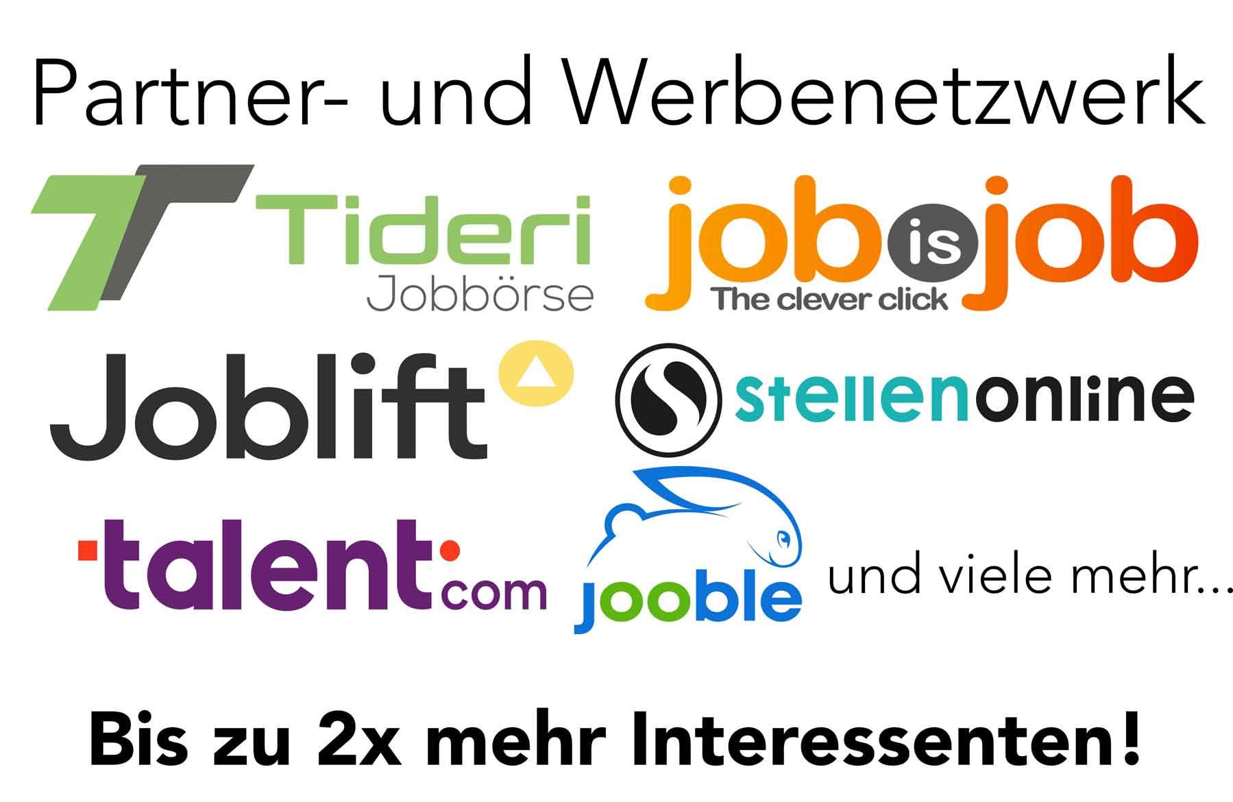 jobs für niedersachsen.de  Partner und Werbenetzwerke