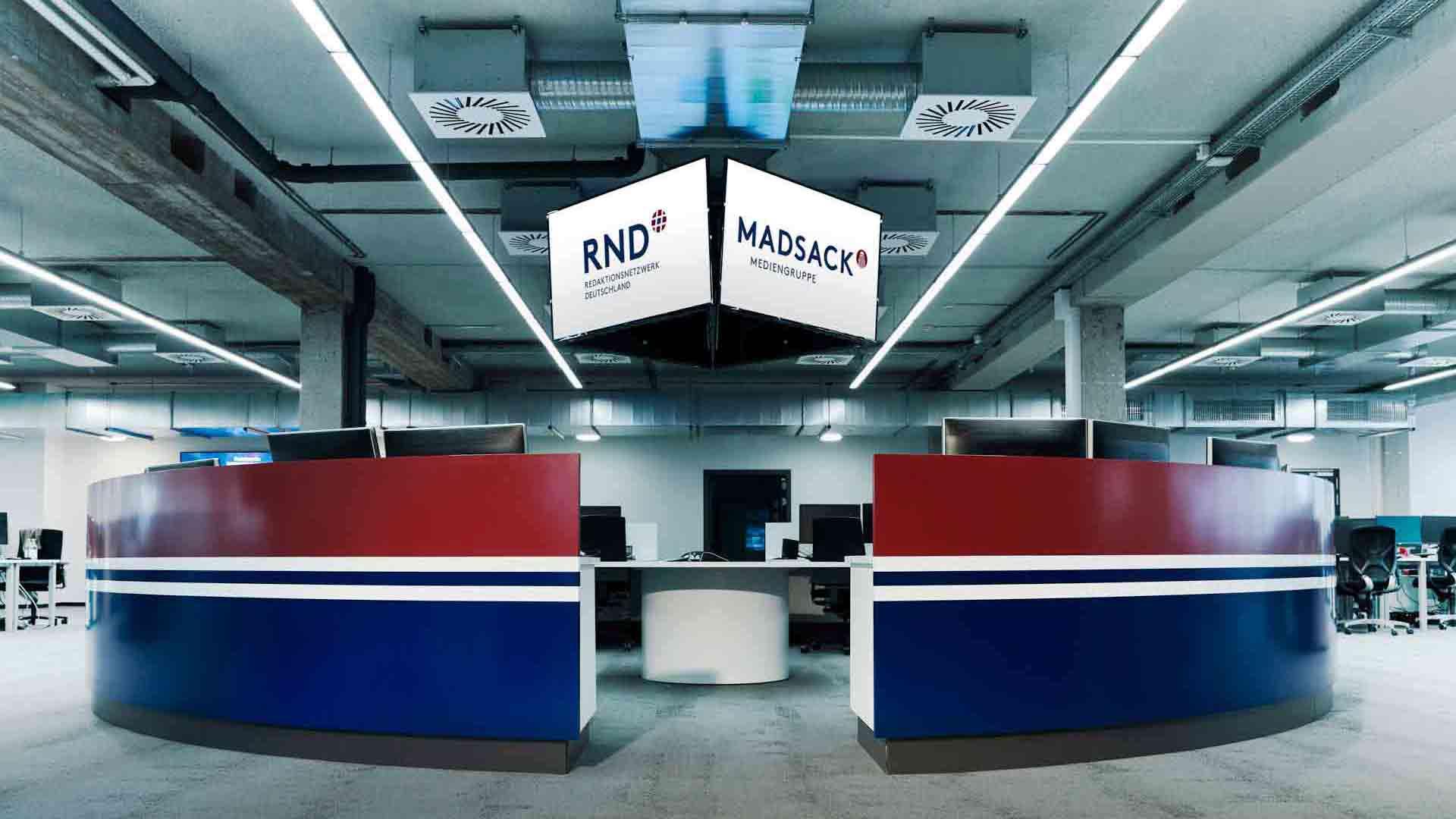 RND Newsroom auf jobsfürNiedersachsen