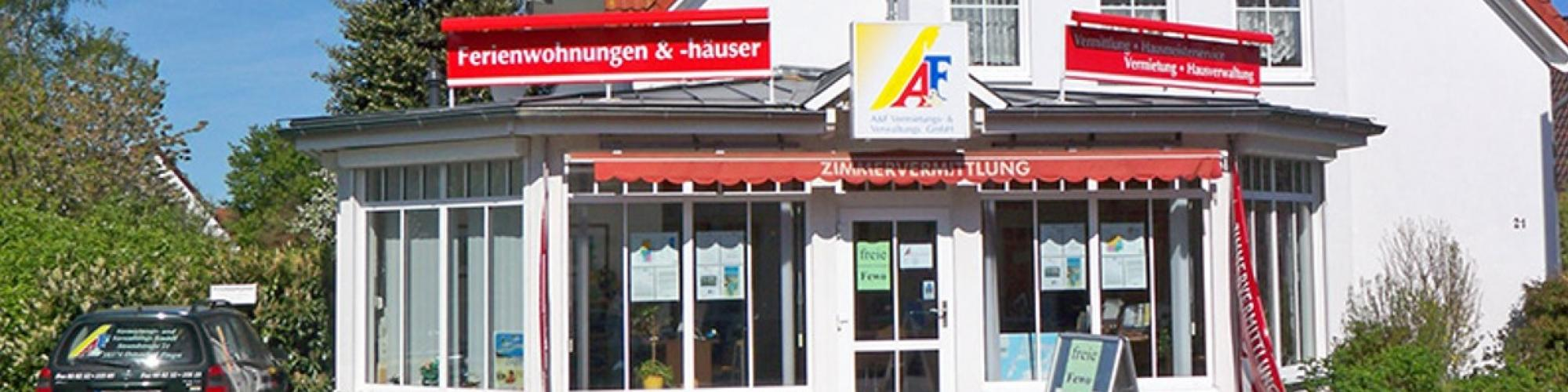 A & F Vermietungs- und Verwaltungs GmbH