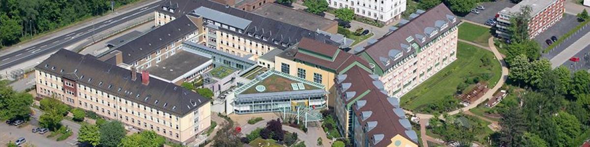 Evangelisches Krankenhaus Göttingen-Weende cover