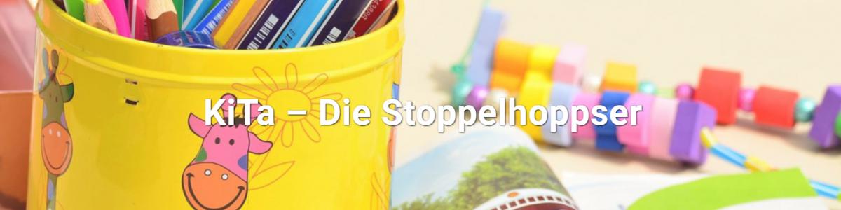 """Kita """"Die Stoppelhoppser"""" cover"""