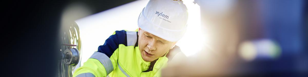 Xylem Water Solutions Deutschland GmbH cover