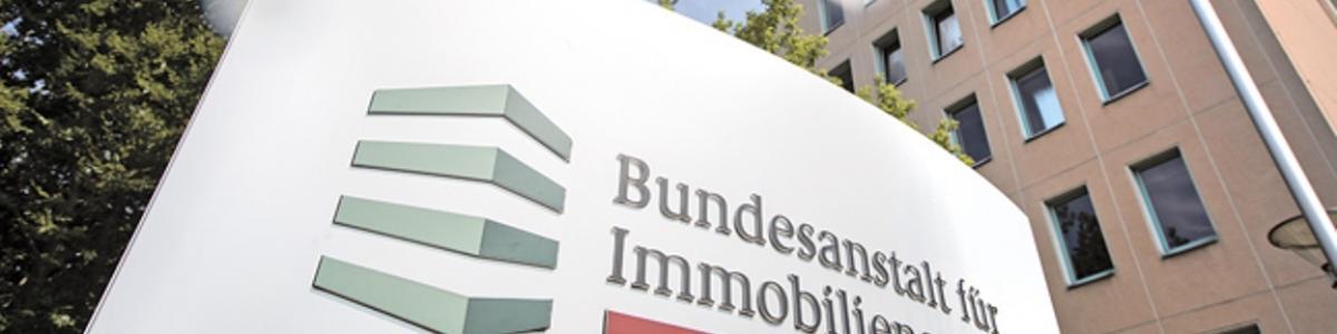 Bundesanstalt für Immobilienaufgaben cover