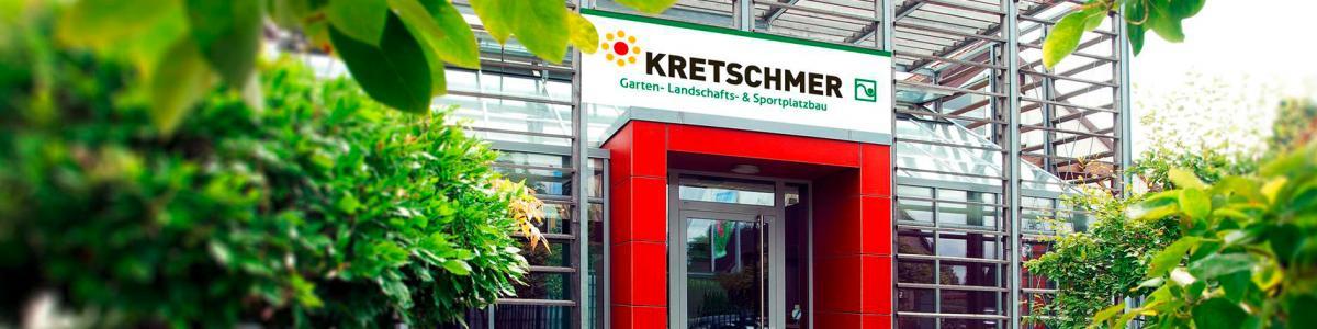 Kretschmer GmbH Garten-, Landschafts- und Sportplatzbau cover