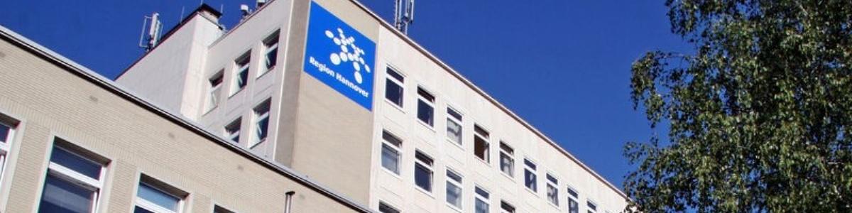 Region Hannover - Arbeitsplätze im Öffentlichen Dienst cover