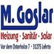 M. Goslar